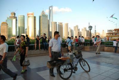 Un poco de historia sobre Shanghai