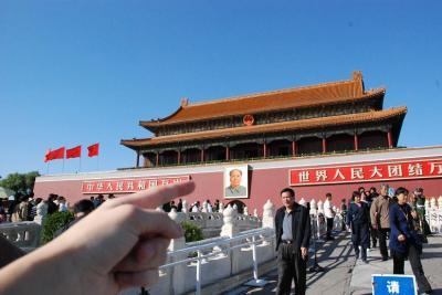 de vuelta en Shanghai!